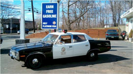 "American Motors Rebel Police Car ""Adam 12"""